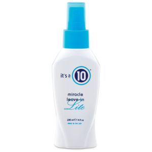 it's a 10 haircare miracle leave-in lite